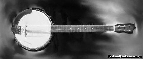 Musima 6-str banjo